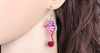 Image of Vintage  Hippocampus Seahorse Earrings