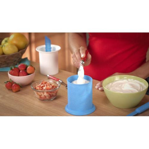 New Arrivals Summer Go Pops Frozen Treat Maker Ice Cream Maker W/ Reusable Pop Sleeves For Adult and Children