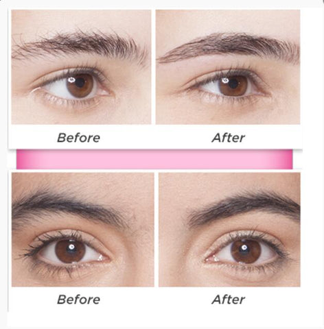 Finishing Flawless Touch  Brows
