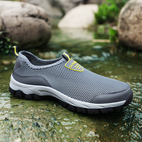 Air Mesh Breathable Trainer Sneakers