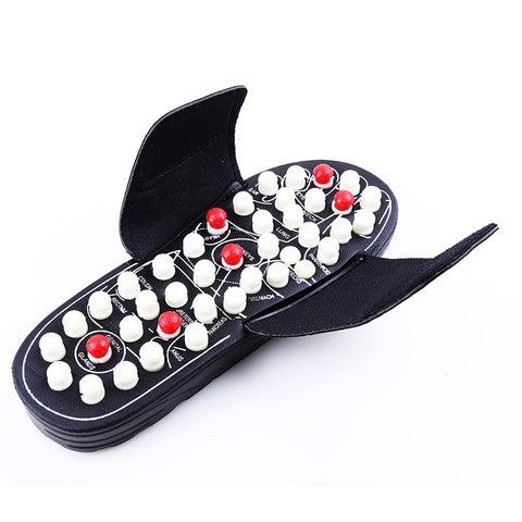 Acupressure Massage Slippers - trendyoutdoordealsstore.com