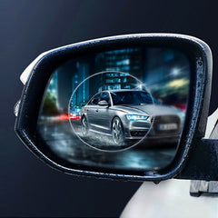 Waterproof Ant-fog Side Mirror Film