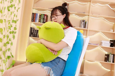 Squishy Chubby Pet Plush Pillows