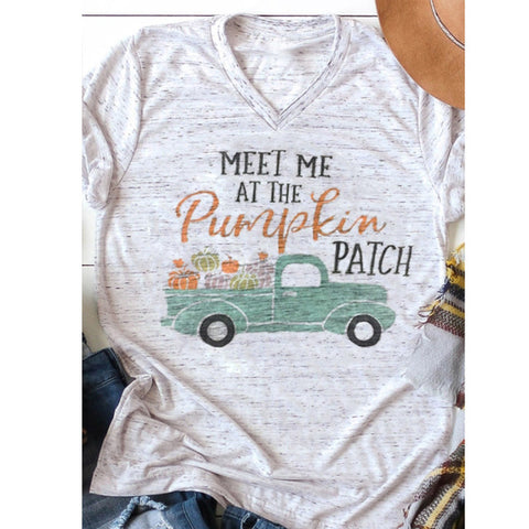 Pumpkin Patch Tshirts