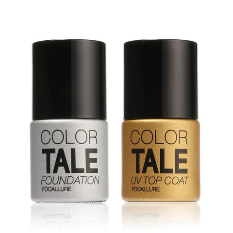 Nail UV Top Coat + UV Base Coat Foundation - Trendy Outdoor Deals Store