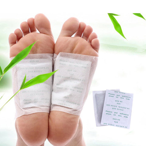 Premium Detox Foot Pads Organic Herbal Cleansing Patches