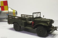 Load image into Gallery viewer, Dodge WC52 Jeep in 1/48 scale
