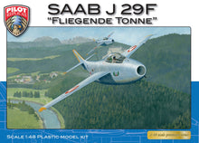 Load image into Gallery viewer, SAAB J 29 F - Austria, 1/48 scale