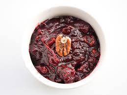 Cranberry Compote/Relish