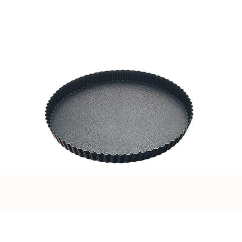 GOBEL - 226340 - TOURTIERE GOBEL RONDE CANNELEE FIXE Ø28CM
