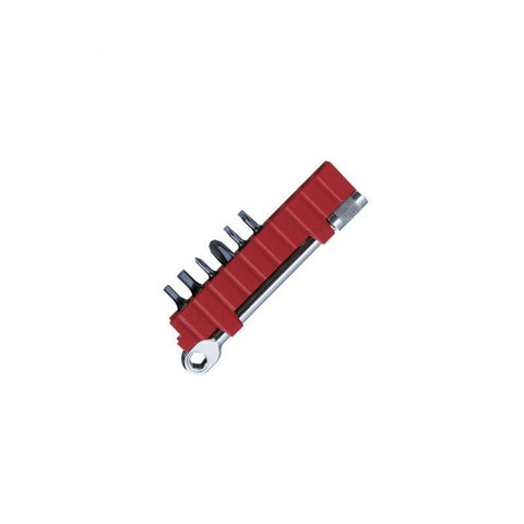VICTORINOX - 3.0306 - SUPPORT + CLE A CLIQUET + EMBOUTS SWISSTOOL