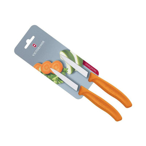 VICTORINOX - 6.7606.L119B - CARTE 2 OFFICE VICTORINOX SWISSCLASSIC 8CM ORANGE
