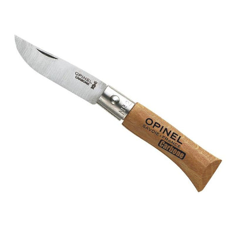 OPINEL - 940.02 - BOITE 12 OPINEL N.2 CARBONE