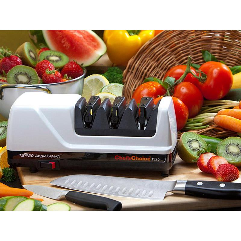 CHEF'S CHOICE - CC.1520 - AIGUISEUR ELECTRIQUE CHEF'S CHOICE ANGLE SELECT