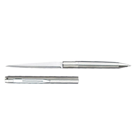 DIVERS - HL5002S - STYLO CANIF ARGENT