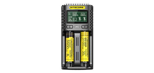NITECORE - NCUMS2 - CHARGEUR UMS2