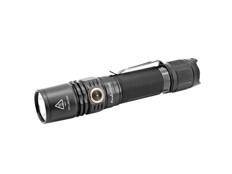 FENIX - PD.35.2018 - TORCHE FENIX LED 138MM 1000 LUMENS