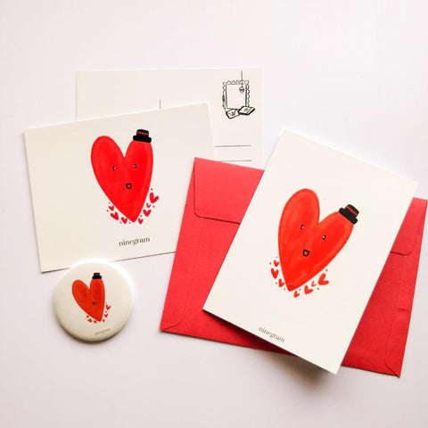 Valentine's Day Gift (Ultimate) Set - ninegram.in
