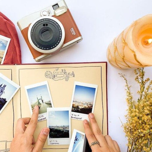 Memories & Moments Photo Book