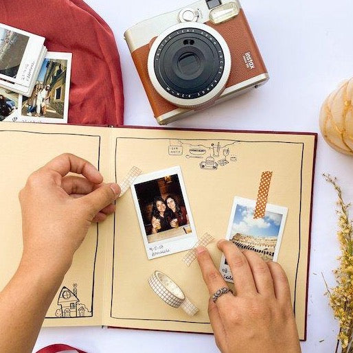 Memories & Moments Photo Book - ninegram.in