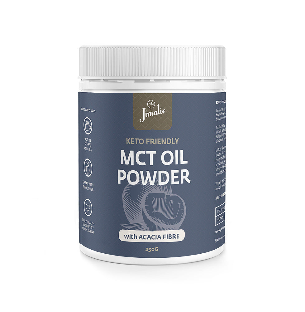 MCT Oil Powder with Acacia Fibre
