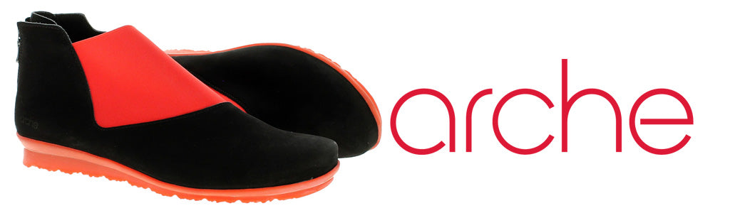 Arche Footwear at Comfort One Shoes