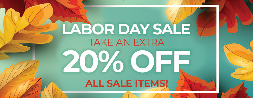 Labor Day Extra 20% Off Sale