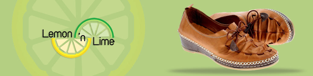 Lemon 'n Lime Shoes: Buttery soft leathers, modern designs