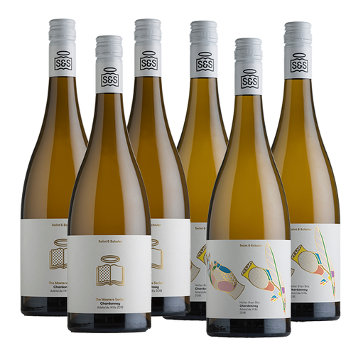 Award winning Chardonnay 6 pack