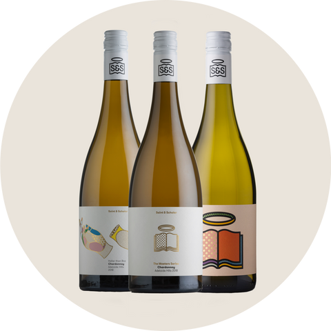 Copy of Saint & Scholar Chardonnay 6 pack
