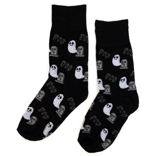 PARQUET BRAND Ladies GHOST Socks - Novelty Socks for Less