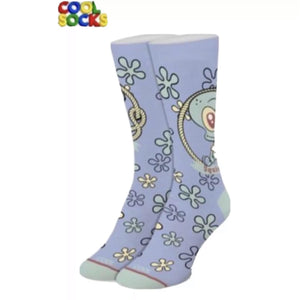 COOL SOCKS BRAND Ladies Spongebob BABY SQUIDWARD
