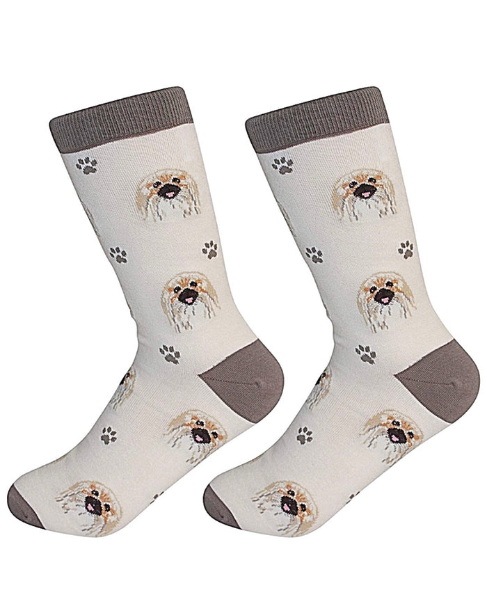 SOCK DADDY Brand PEKINGESE DOG Unisex By E&S Pets