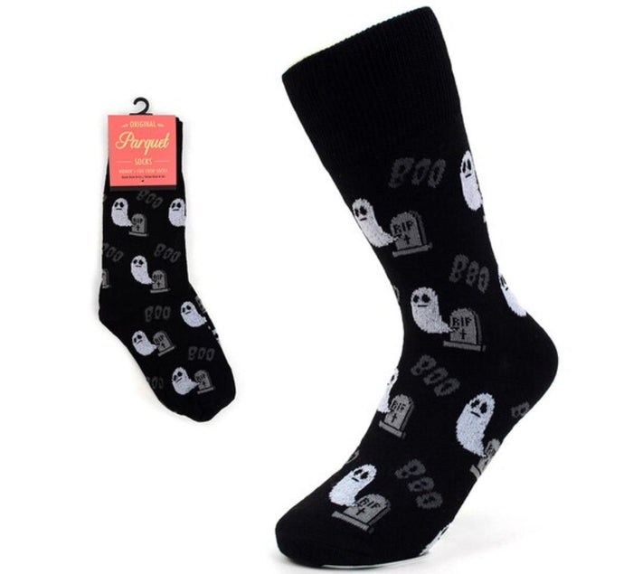 PARQUET BRAND Ladies GHOST Socks