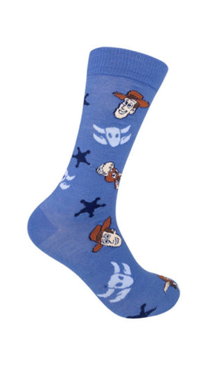 Disney's TOY STORY 4 Men's 2 Pair Socks