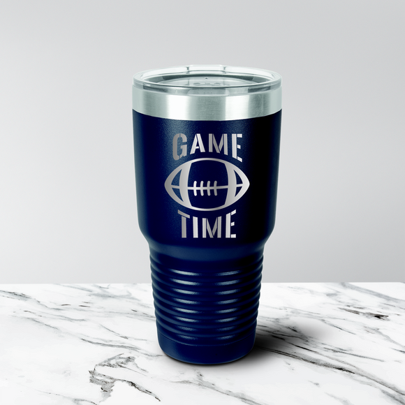 Football Fan 30 oz. Tumbler
