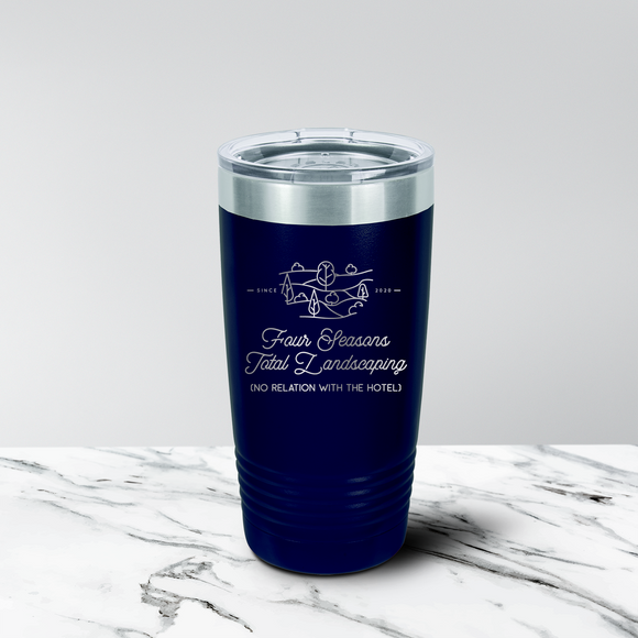 Four Seasons 20 oz. Tumbler