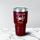 Maryland Pride 30 oz. Tumbler