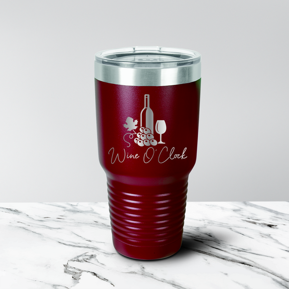 Wine Mom 30 oz. Tumbler