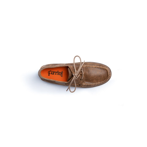 The Most Comfortable Loafer in Your Closet - Brown - Ferrini USA