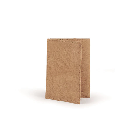 Smooth Ostrich Trifold