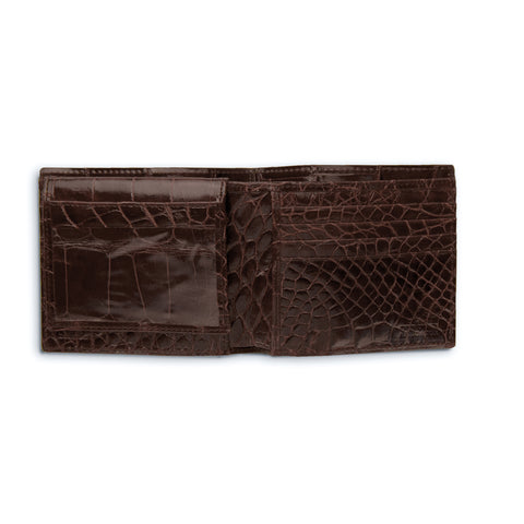 Full Alligator Billfold