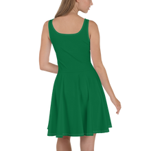 Load image into Gallery viewer, Green Dress On-On Hash Foot Logo (Can be personalized. Contact prior to ordering)