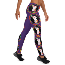Load image into Gallery viewer, Wandering Whore H3 - Purple Leggings