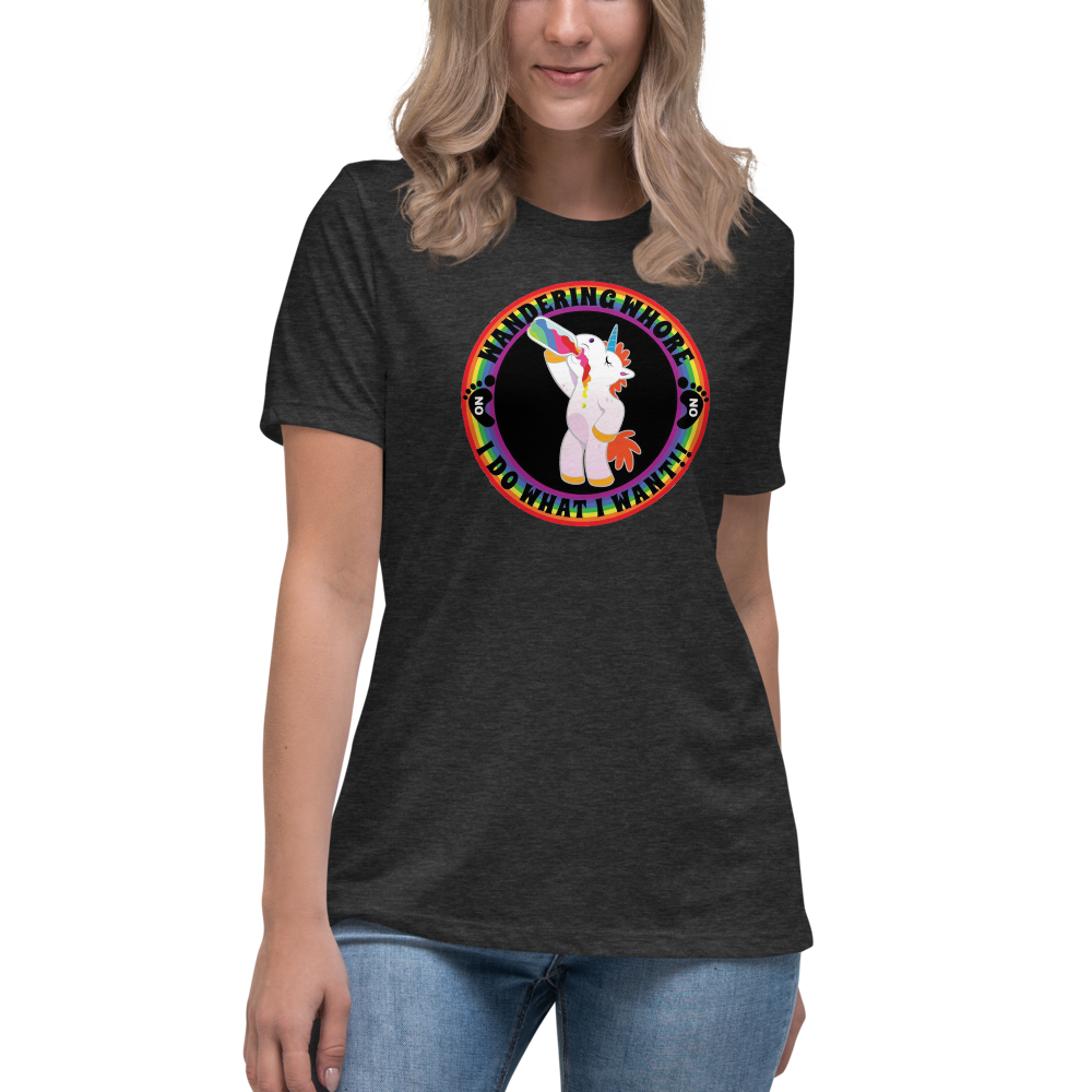 Wandering Whore H3 - Women's Relaxed T-Shirt