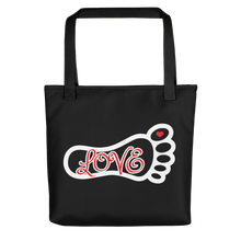 Load image into Gallery viewer, Love OnOn Foot - Tote/Hare bag