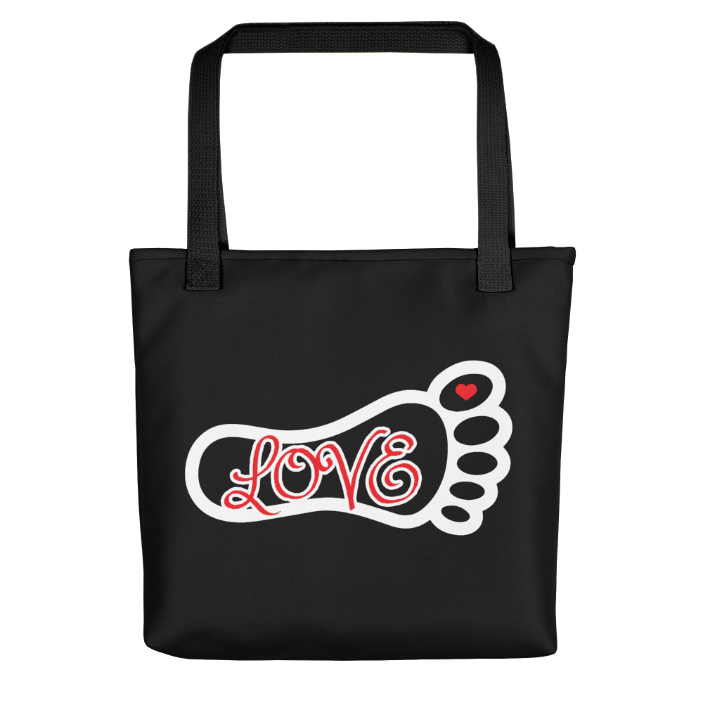 Love OnOn Foot - Tote/Hare bag