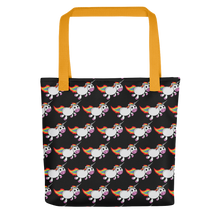 Load image into Gallery viewer, Rainbow Unicorn Hare / Tote bag
