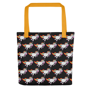 Rainbow Unicorn Hare / Tote bag