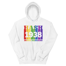 Load image into Gallery viewer, Rainbow Hash House Harriers 1938 - Unisex Hoodie